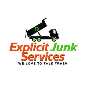 Explicit Junk Services Logo